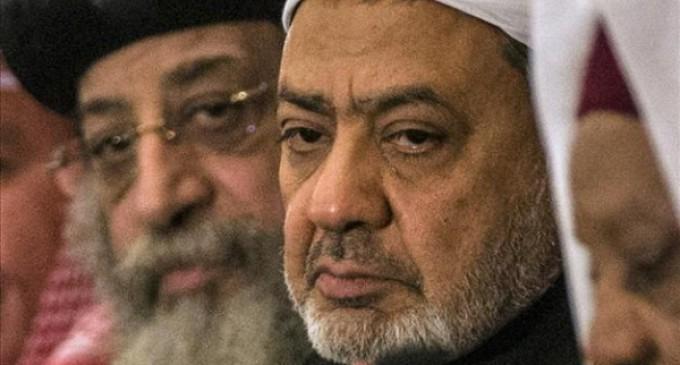 El gran imán de Al Azhar invitó a unir fuerzas contra el virus del terrorismo