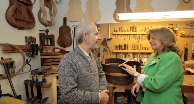 La región apuesta por el carácter innovador de la artesanía madrileña y su proyección internacional