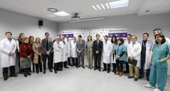 Madrid estrena un edificio de nueve plantas para investigación médica en el Hospital La Paz