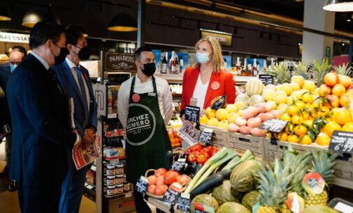 La Comunidad de Madrid colabora en la promoción de productos agroalimentarios de la región en grandes superficies