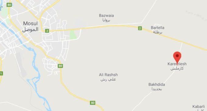 Iraq: Los cristianos celebran con una procesión el regreso a sus hogares