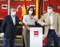 Acuerdo de Madrid con Castilla-La Mancha y Castilla y León que garantiza la rapidez en la extinción de incendios forestales