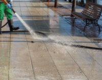 Majadahonda: El Ayto. refuerza la limpieza en calles, contenedores y lugares de especial tránsito