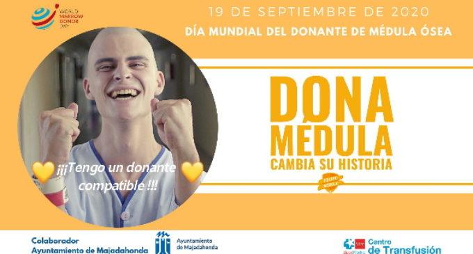 Majadahonda: El Ayuntamiento anima a los jóvenes a registrarse como donantes de médula ósea