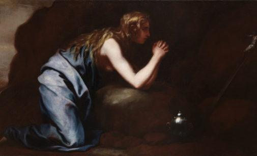 La Comunidad declara BIC la pintura «María Magdalena en el desierto», atribuida a Alonso Cano