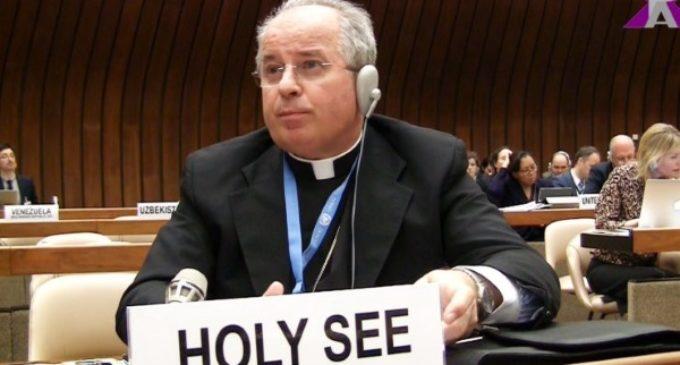 La Santa Sede condena la discriminación contra las mujeres