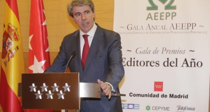 Garrido defiende la importancia de unos medios de comunicación sólidos y fiables