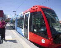 La primera línea de Metro Ligero, la ML1, cumple 10 años