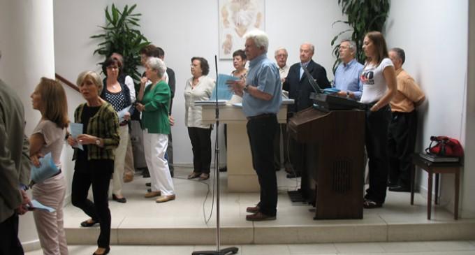 Tras el Gesto del Envío comienzan las actividades en Santa María.