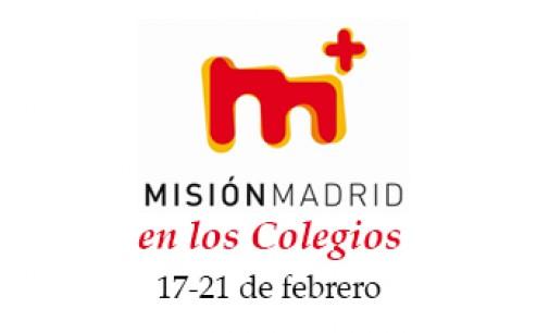 Mision Madrid en los colegios 2014