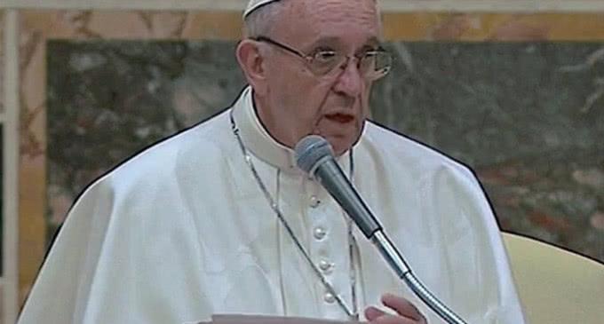 El Papa a los Misioneros de la Misericordia: Manifestad la maternidad de la Iglesia