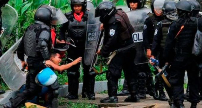 Los obispos de Nicaragua apelan a la conciencia de los policías para que desobedezcan a Ortega
