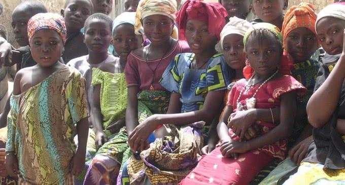 Manos Unidas reclama la liberación de las niñas secuestradas en Nigeria