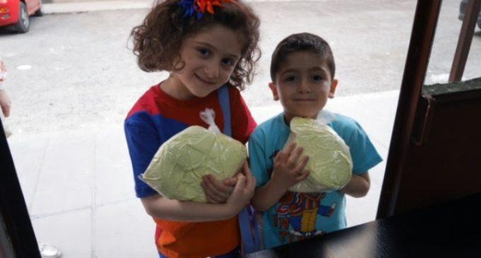 """""""Una gota de leche"""" para los niños de Alepo: ACN se suma a un llamamiento urgente"""