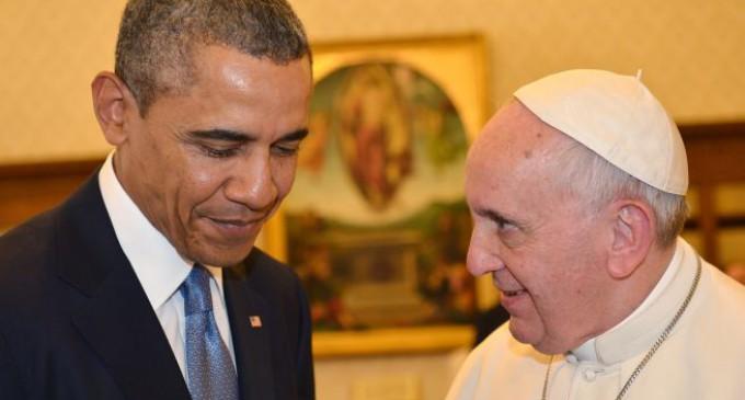 El Papa y Obama hablan del Derecho Humanitario e Internacional en las zonas de conflictos