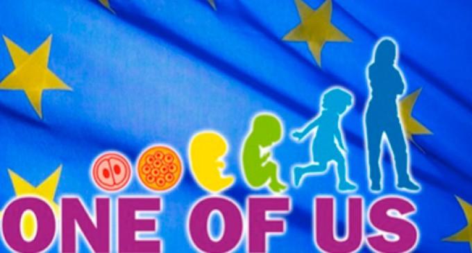 NACE LA FEDERACIÓN «ONE OF US» PARA DEFENDER LA VIDA EN EUROPA