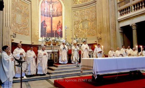 Misa en Roma por la vaticanista española Paloma Gómez Borrero