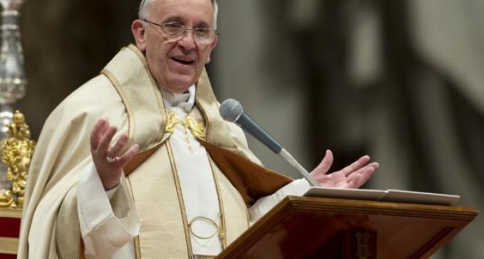 El Santo Padre Francisco no visitará España en 2015