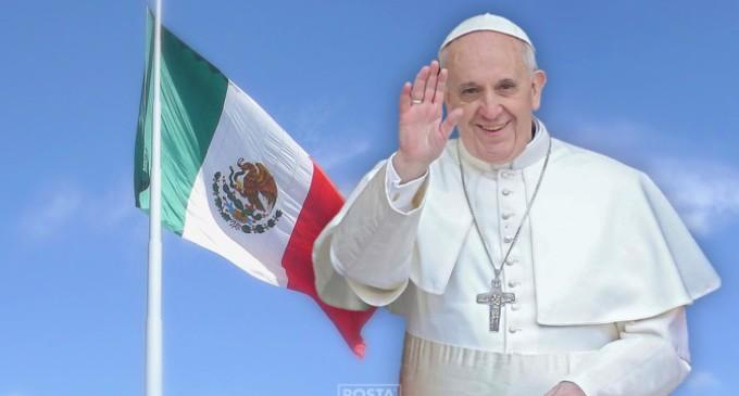 Programa del viaje apostólico del Papa a México y del encuentro en La Habana con Kyril, Patriarca ortodoxo de toda Rusia