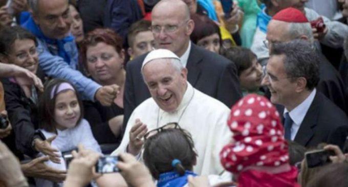 El Papa celebra un emotivo 50 aniversario con la Comunidad de San Egidio