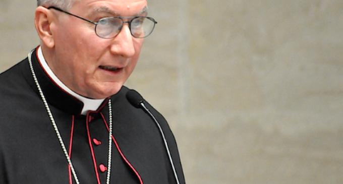 "Cardenal Parolin: ""La paz, una prioridad clara e imperativa"""