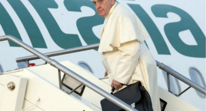 """""""Todos somos hermanos"""". Presentado lema y logo del viaje papal a Azerbaiyán"""