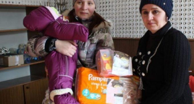 Ucrania: los primeros fondos del Santo Padre van a los niños y familias