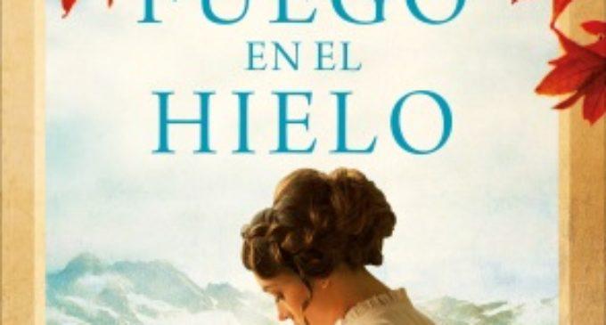 """Libros: """"Como fuego en el hielo"""" de la oscense Luz Gabás"""