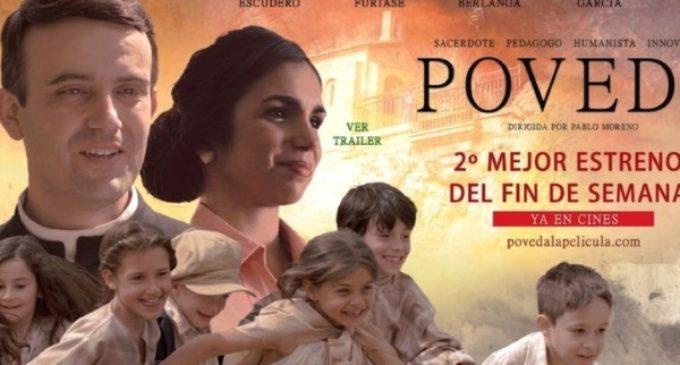 La película Poveda concurre a los Premios Goya 2017