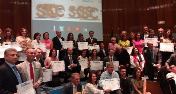 """La Consejería de Políticas Sociales y Familia, galardonada con el premio """"Supercuidadores"""""""