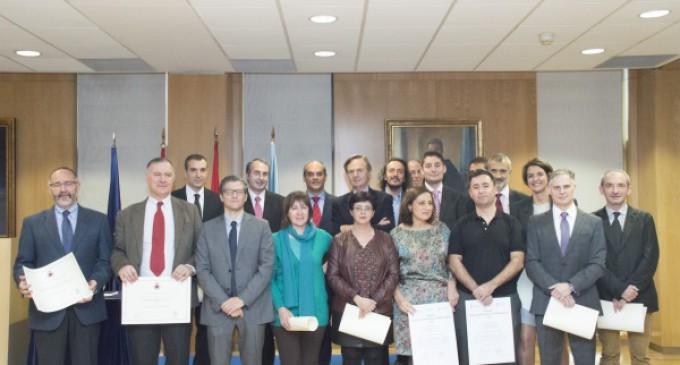 Apoyo del gobierno de la región madrileña a la excelencia en la investigación universitaria