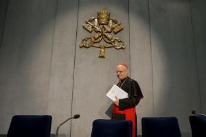 presentacion-amoris-laetitia. Lorenzo Baldisseri 2