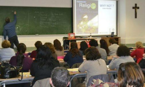 Los profesores de Religión piden a la Mesa del Pacto Educativo acceder por oposición como en cualquier otra asignatura