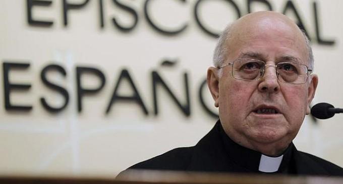 Carta de condolencias del presidente de la CEE a la familia de Adolfo Suárez