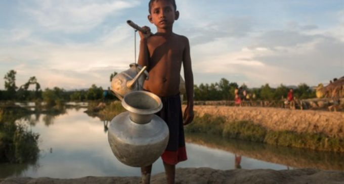 «Los niños rohingya han presenciado atrocidades que ningún niño debería ver nunca»