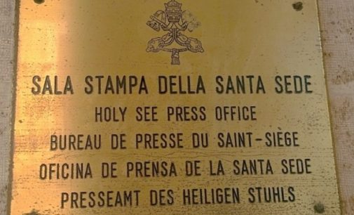 """El Santo Padre envía sus condolencias por el """"bárbaro atentado en Terán"""""""