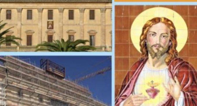 """La alcaldesa de San Fernando (Cádiz), entre las cuerdas: """"Respete la imagen del Sagrado Corazón de Jesús de la fachada del Ayuntamiento"""""""