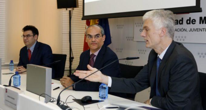 El sistema educativo madrileño es más equitativo que la media de los países de la OCDE