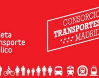 La Comunidad de Madrid abre el plazo para solicitar la compensación de los abonos de transporte no utilizados durante la alerta sanitaria
