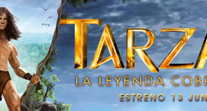 Tarzán. La leyenda cobra vida
