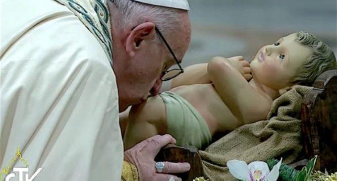 Francisco en el Te Deum: no hagamos con los jóvenes como el posadero de Belén