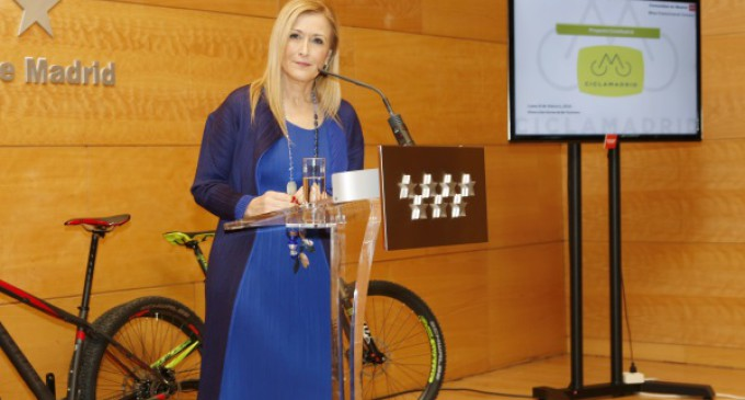 Nace CiclaMadrid, una ruta ciclista circular de más de 400 kilómetros por la Comunidad de Madrid