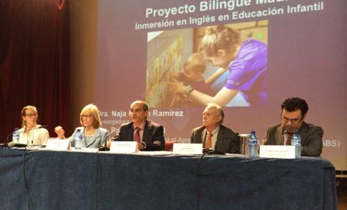 El bilingüismo en edades tempranas mejora las capacidades lingüísticas y cognitivas de los alumnos madrileños
