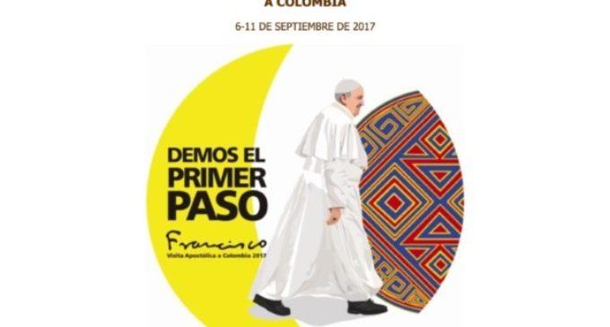 Programa del viaje del papa Francisco en Colombia