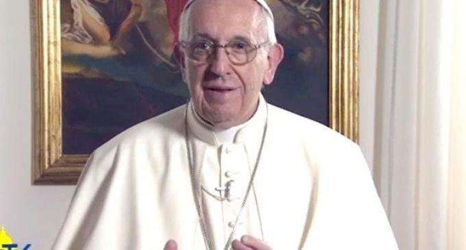 El Papa envía un videomensaje a los jóvenes invitándolos a la JMJ 2019 de Panamá