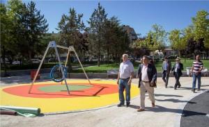 visita Parque de Colón